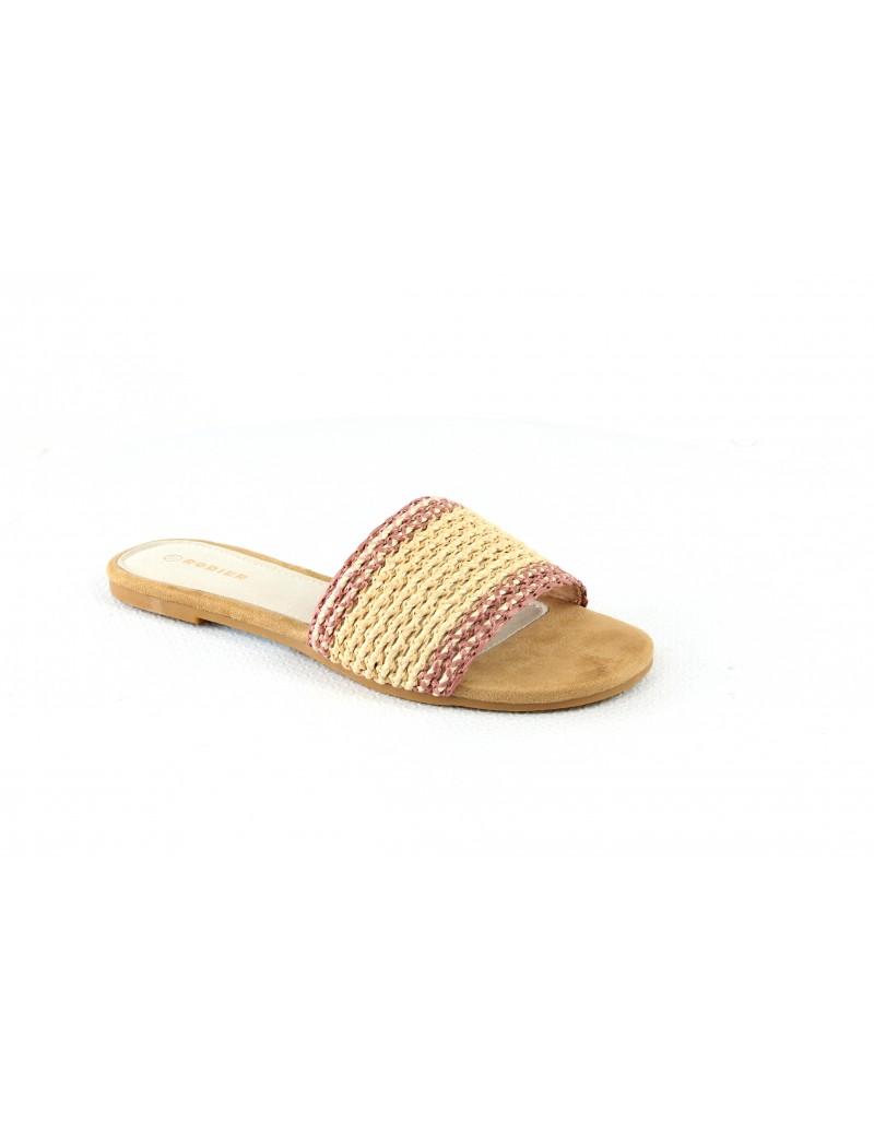 Sandales à enfiler