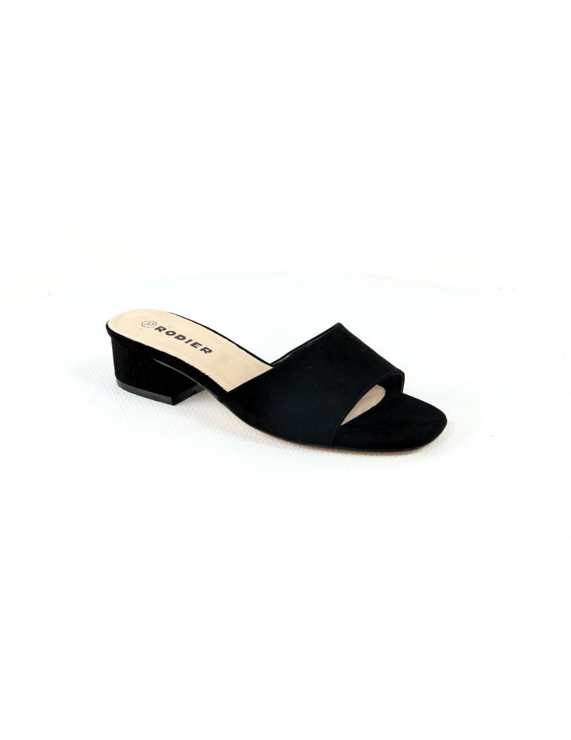 Sandales nu pieds à talon