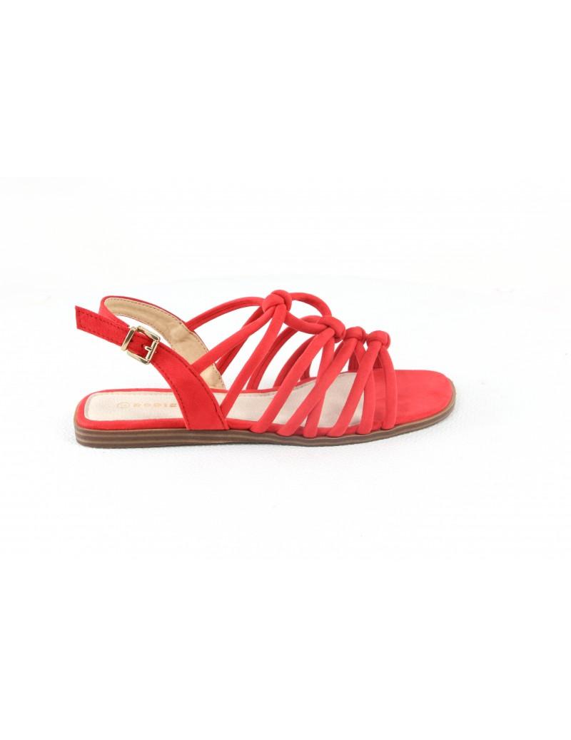 Sandale à laniere