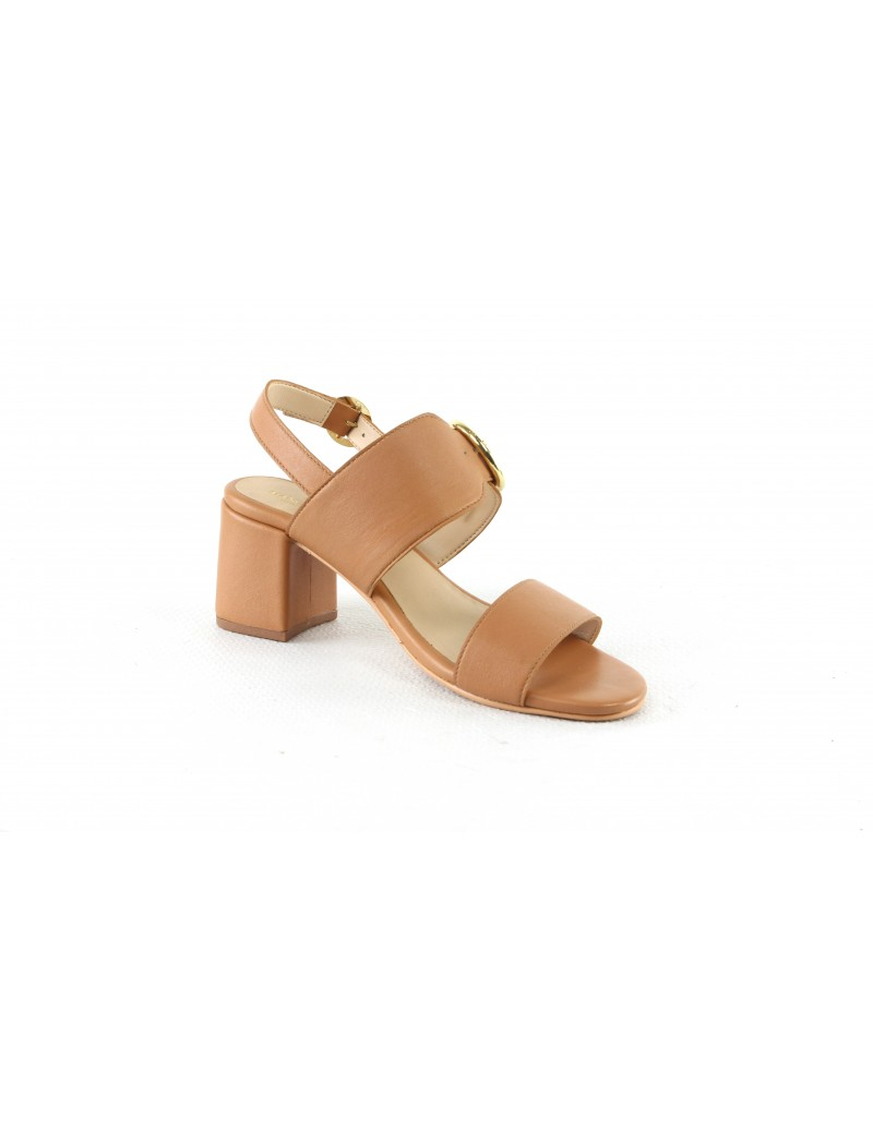 Sandale à talon-Sabrina