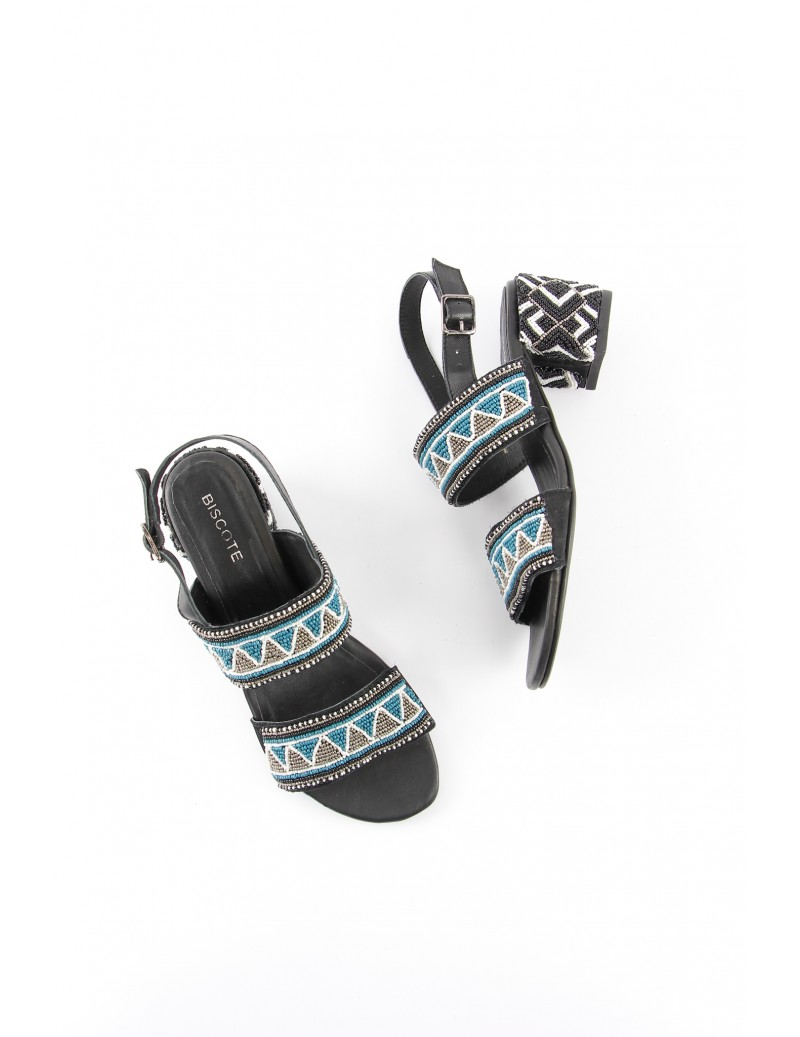 Sandale à Talon-Divine